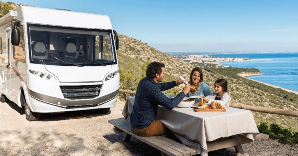 Camper 1090: o rei do GPS para caravanas e autocaravanas