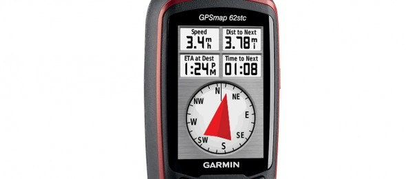 GPSMap 62 stc