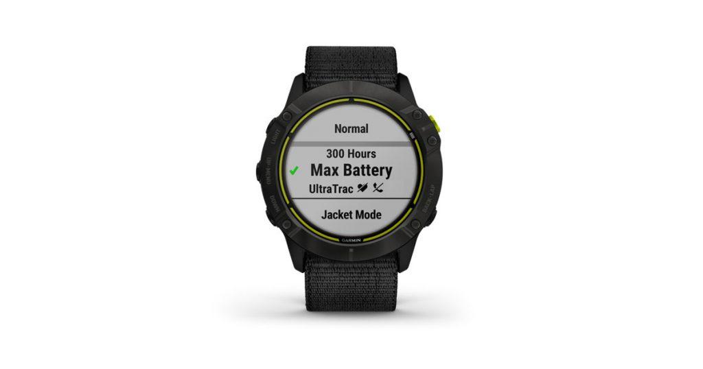 relógio GPS multidesportivo Enduro™