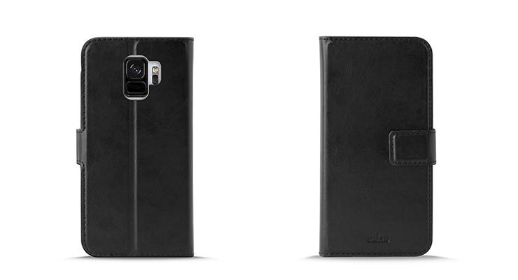 Puro apresenta capas/carteira para Samsung Galaxy S9