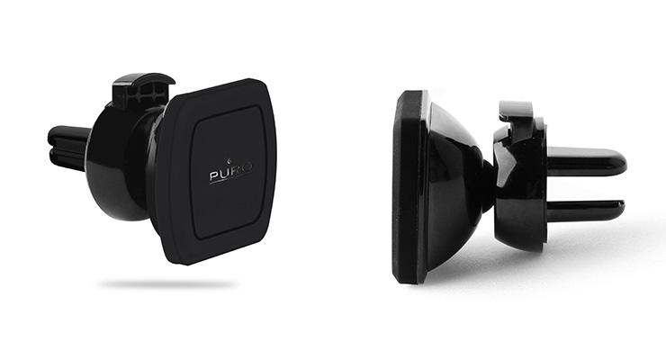 Puro lança suporte universal de smarpthone para automóvel