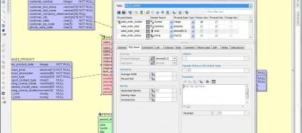 CA ERwin Data Modeler for SQL Azure screenshot