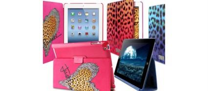capas Just Cavalli para iPad